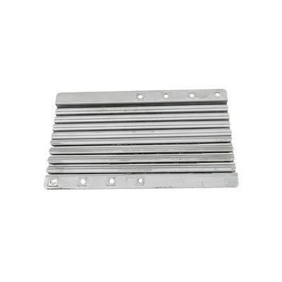 Heavy duty full extension slides multi section folding table slide